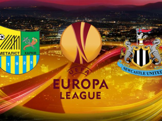 Metalist Kharkiv v Newcastle: Europa League Match Preview