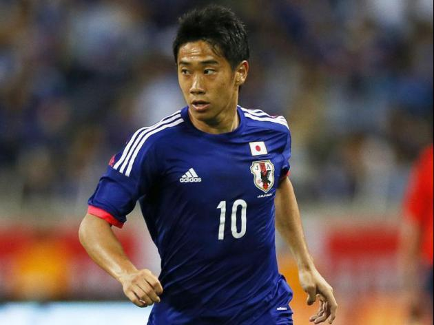 Japan beats Costa Rica in World Cup warm-up