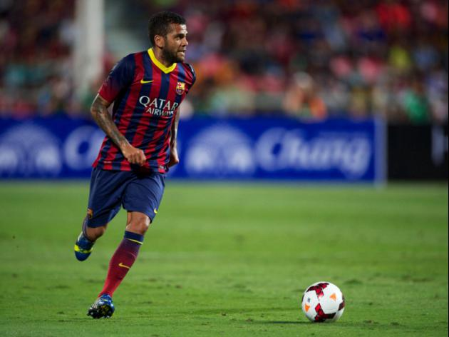 Liverpool favourites to land Dani Alves