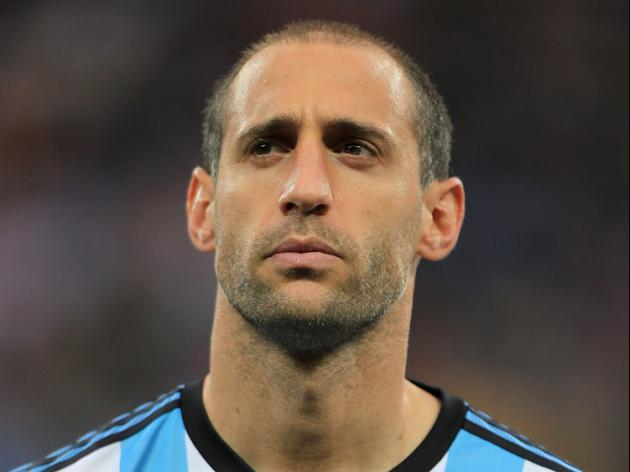 Zabaleta craves Maracana glory