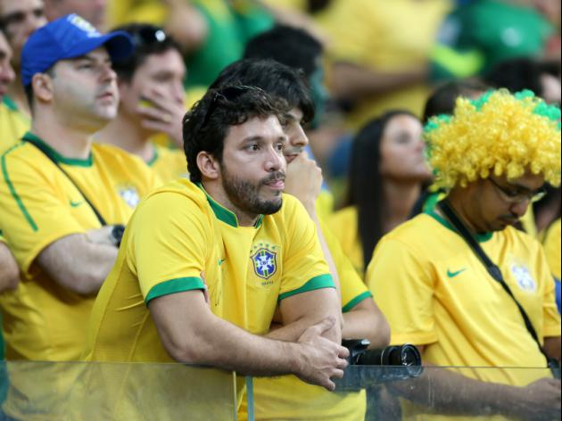 Brazil, the biggest losers of this summers World Cup