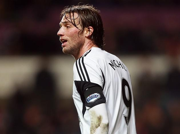 Michu heading for derby fitness