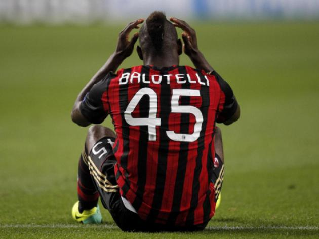 Could Balotelli be on his way to Chelsea?