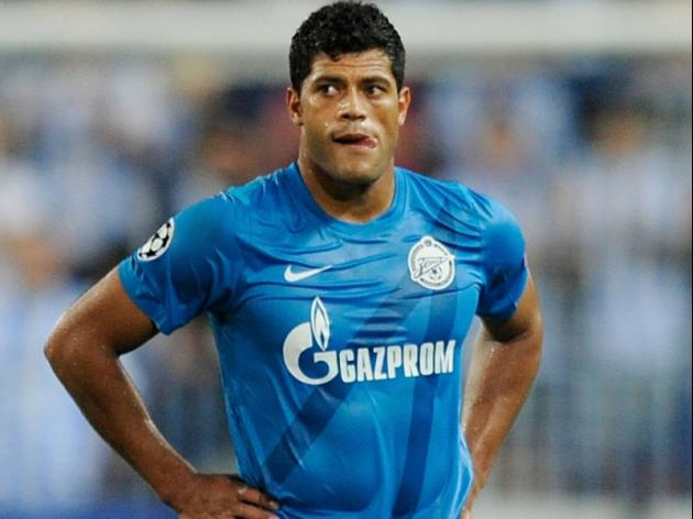 AVB the key to Zenits title push - Hulk