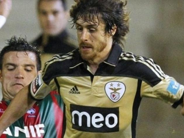 Argentinian Aimar extends Benfica contract