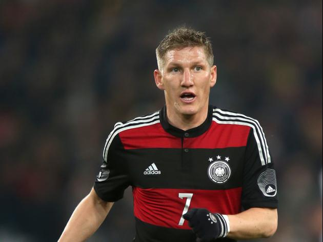 Hospital trip for Schweinsteiger