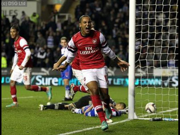 Arsenal and Theo Walcott have breakthrough in contract talks