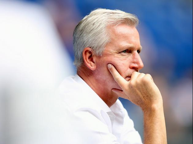 Pardew aiming high