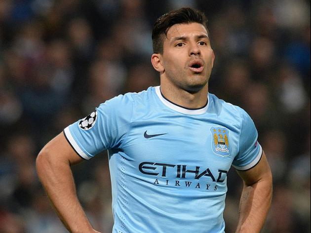 Aguero boost for City as Liverpool showdown approaches