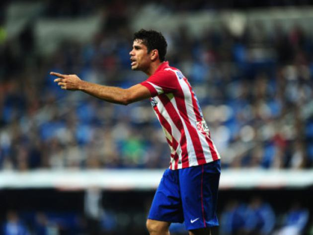 Dortmund Join Chelsea, Liverpool and Arsenal in Race for Diego Costa