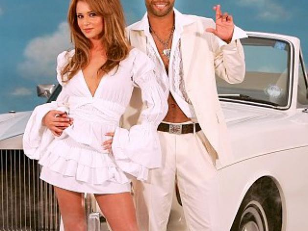Ashley Cole gets the boot from Cheryl