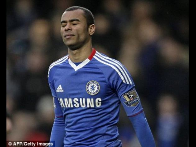 Ashley Cole accidentally shoots fan Tom Cowan with air rifle at Chelsea training ground