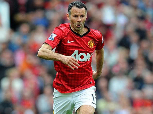 Giggs my favourite player - Mackay