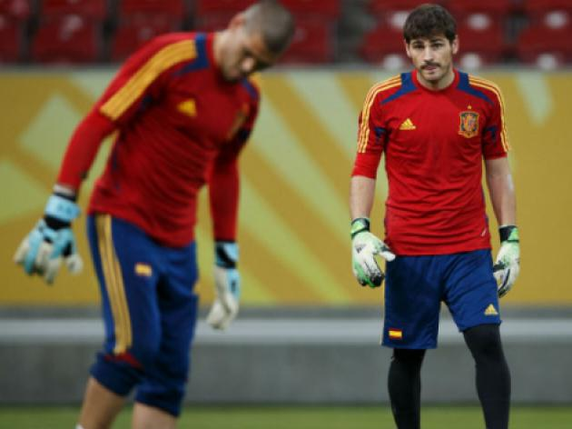 Casillas over difficult spell
