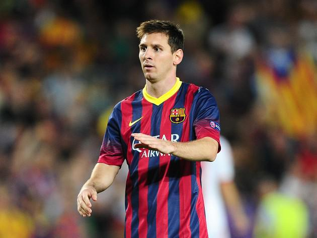 Returning Messi makes an impact