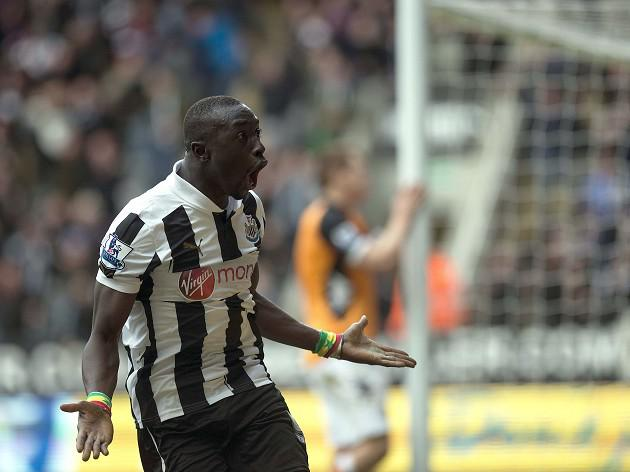Newcastle reach Cisse agreement