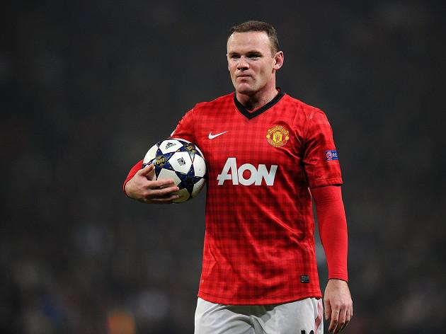 Manchester United boss David Moyes to assess Rooney fitness