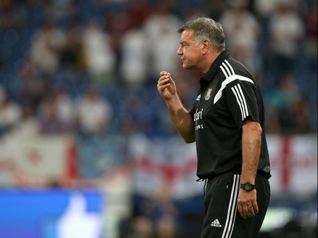 Allardyce eyes Spurs scalp again