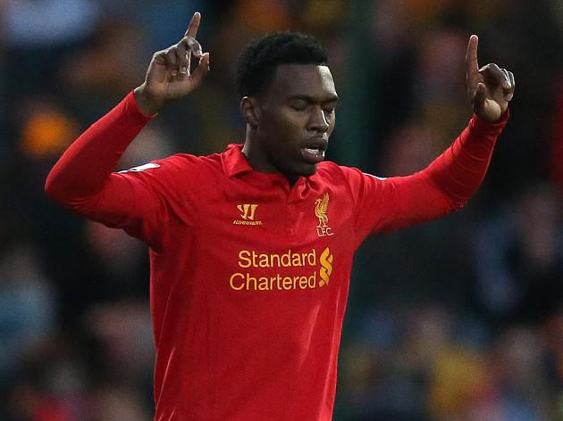 Sturridge: No bigger club than Liverpool