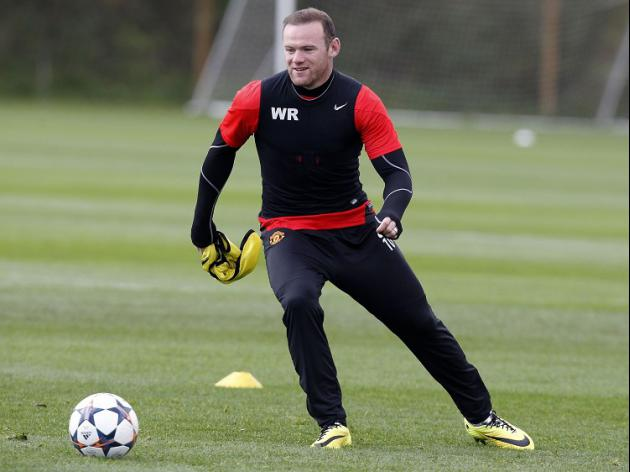 Moyes ready to gamble on Rooney