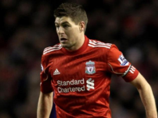 Gerrard struck by injury blow