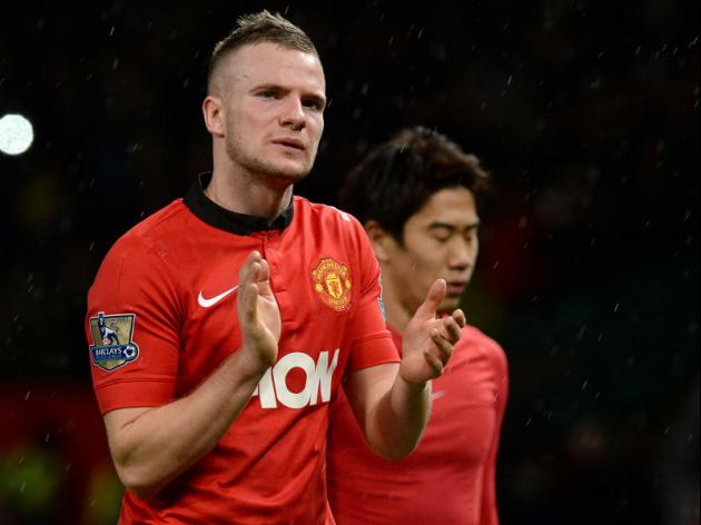 The curious case of Manchester United's Tom Cleverley