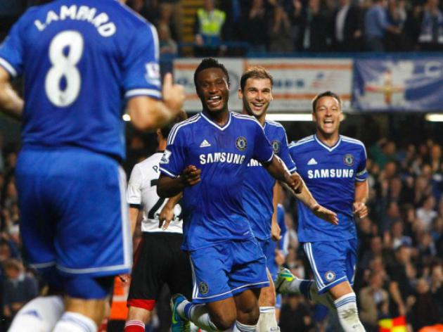 Mikel ends 185-match league goal drought