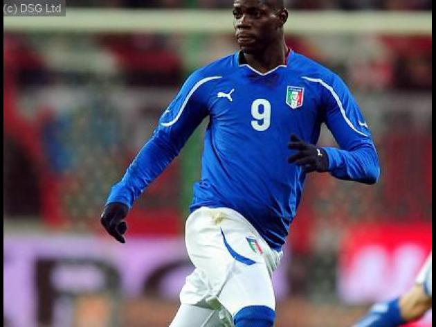 Euro 2012: The players to look out for - Italy - Mario Balotelli