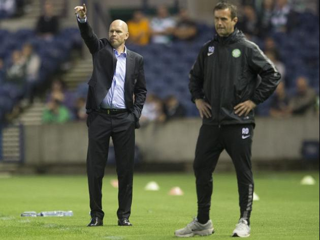 Black day for Deila