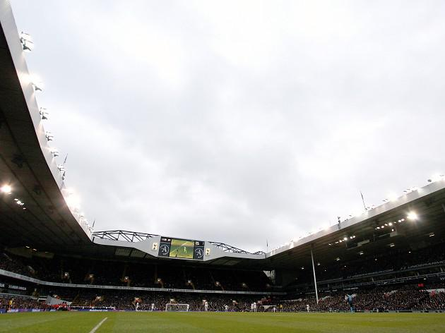 Spurs fans warned over chants