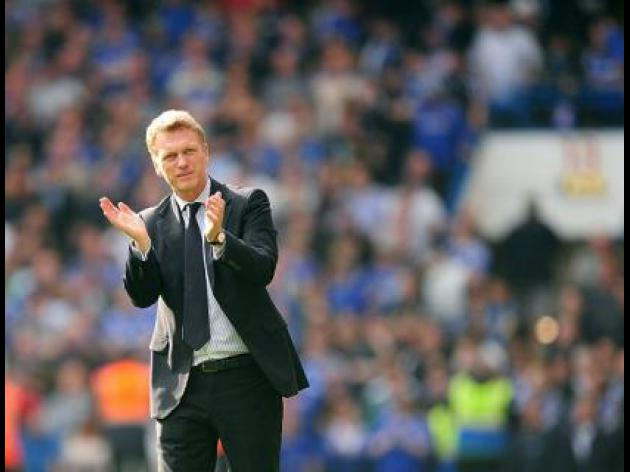 Moyes receives transfer backing