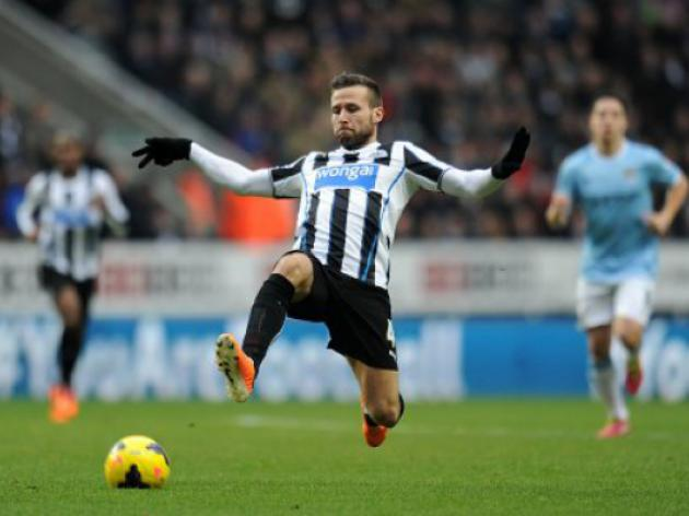 Newcastle, PSG agree Yohan Cabaye deal according to reports