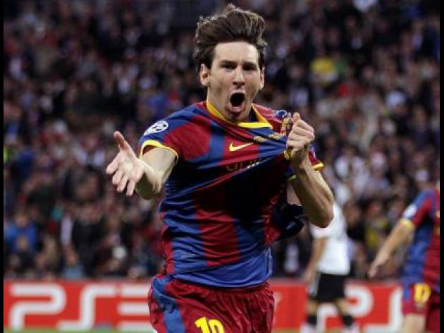 Messi wins record fourth Ballon d'Or