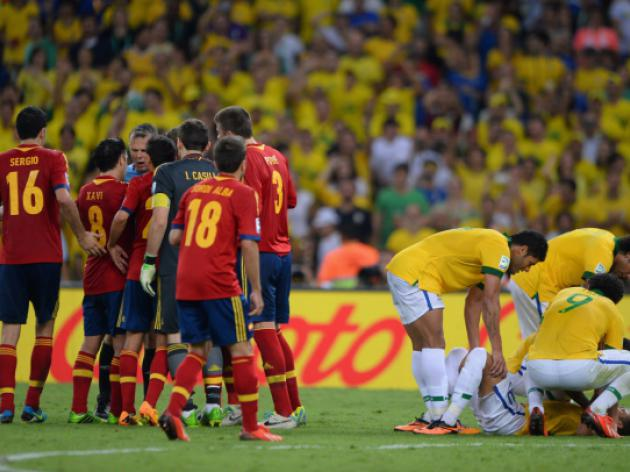 Is Spain's reign on the wane?