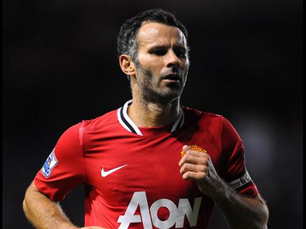 Giggs to lead Team GB