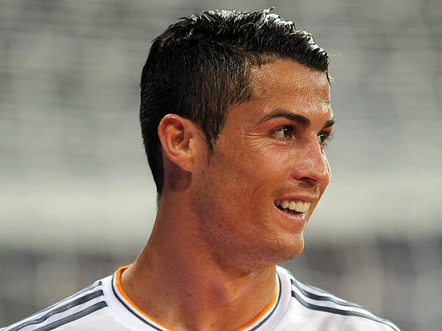 Ronaldo wins Ballon d'Or