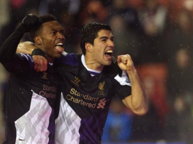 Suarez and Sturridge: Everything Chelsea could have had