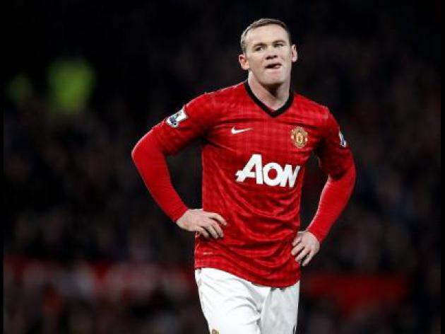 Fuming Rooney set to leave United