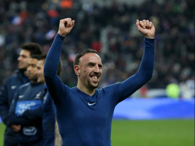 Ribery says this is his last World Cup