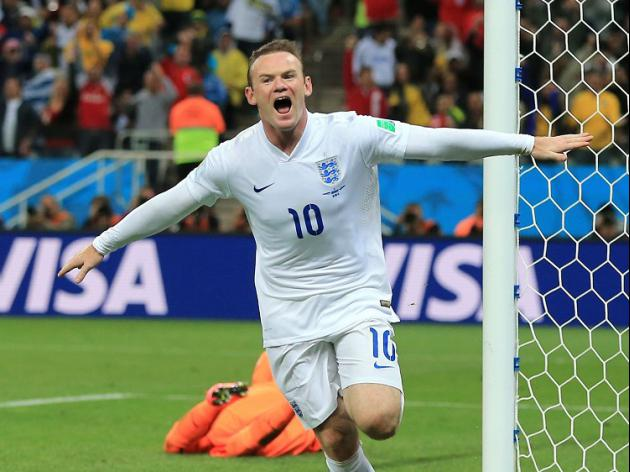New captain Rooney yearns for England glory