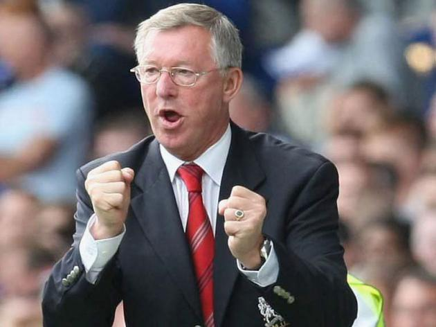 Manchester United's Sir Alex Ferguson - Football genius fuelled by hunger and passion