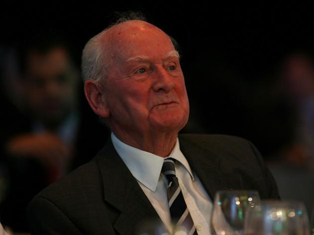 Sir Tom Finney dies aged 91