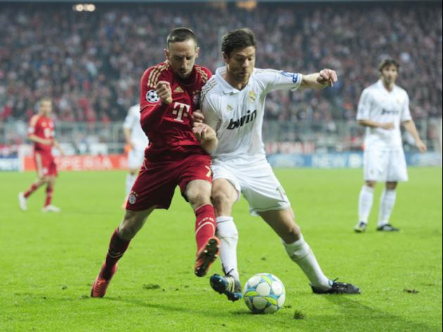 Bayern-Real clash dominates Champions League semis