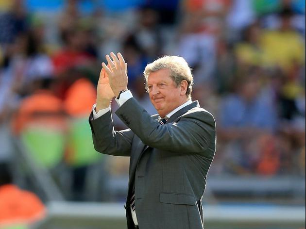 Hodgson dismisses resignation talk