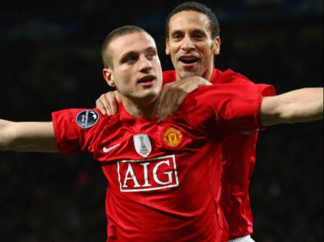 United could sell Ferdinand and Vidic