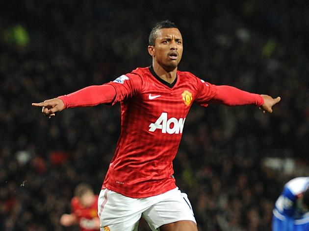 Fergie: Nani's future in his own hands