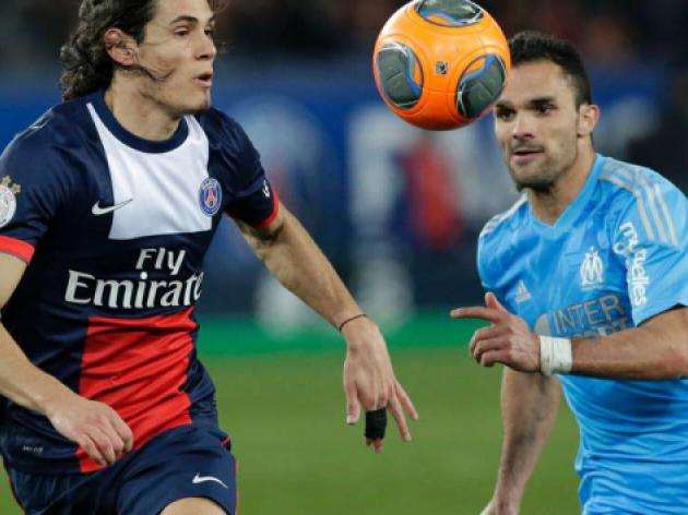 Cavani scores on return as PSG defeat Marseille