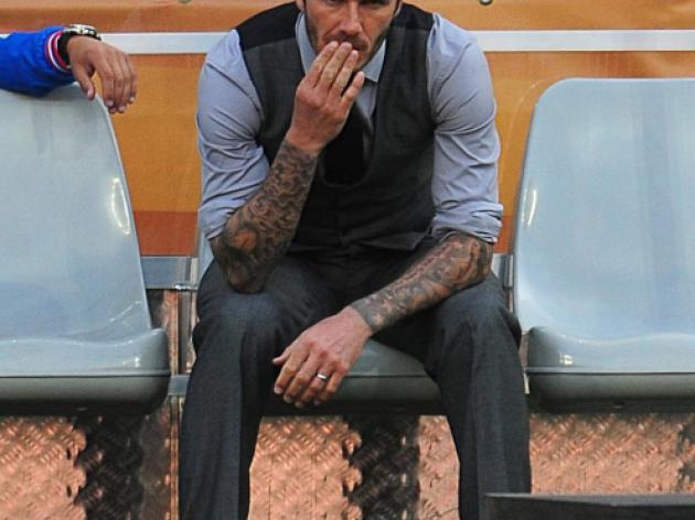 Beckham eyes European loan move