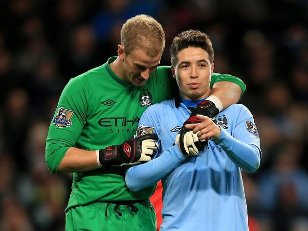 Nasri has confidence in Hart