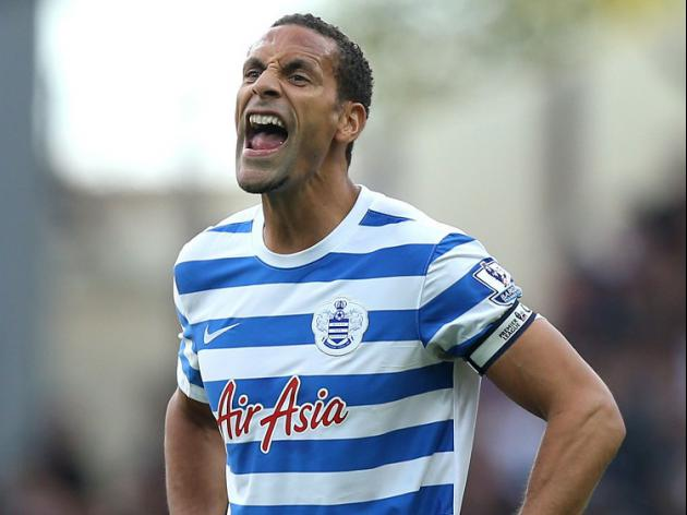 Ferdinand responds to FA ban